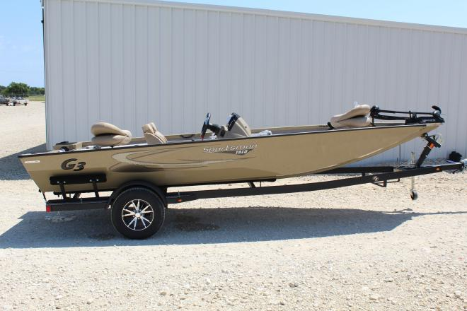 2021 G3 Boats Sportsman - For Sale at Tulsa, OK 74146 - ID 199091