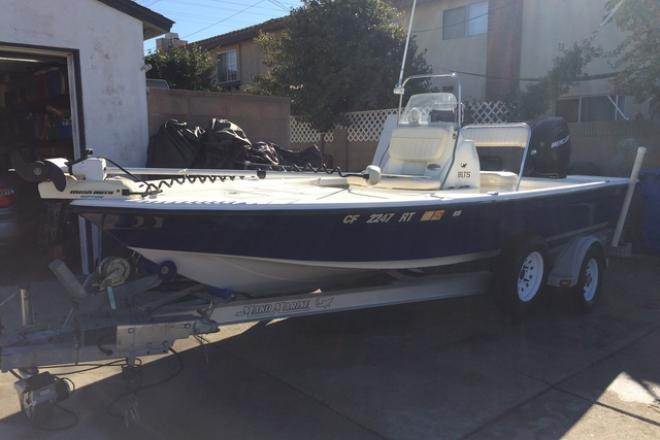 2010 Mako 18 LTS - For Sale at Torrance, CA 90504 - ID 204783