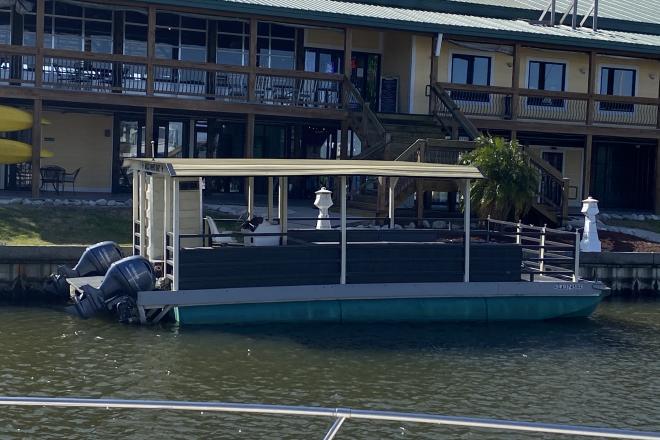 2016 Custom Built 30x12 Party Barge