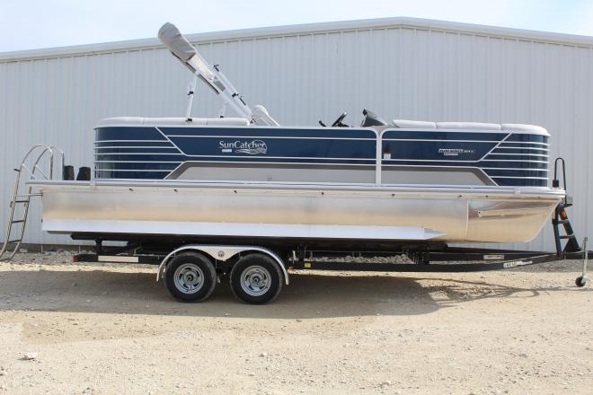2021 Suncatcher Elite Series - For Sale at Kingston, OK 73439 - ID 203139