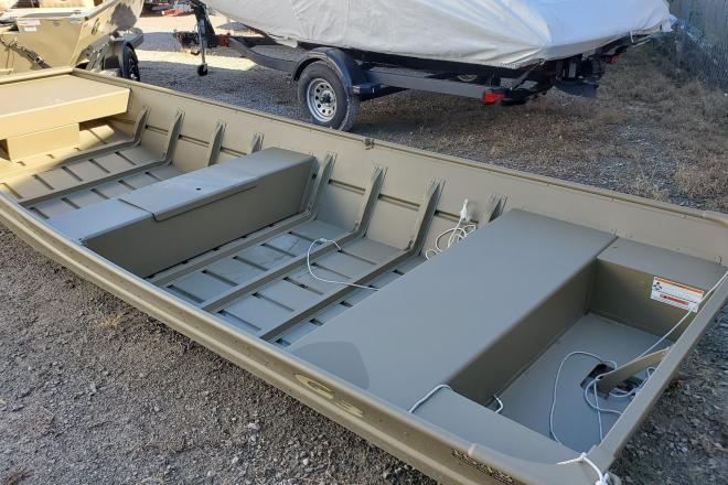 2021 G3 Boats Gator Tough - For Sale at Kingston, OK 73439 - ID 204860