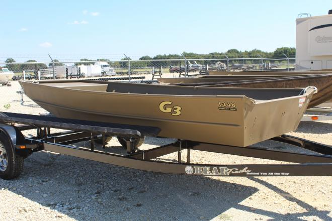 2021 G3 Boats Gator Tough - For Sale at Kingston, OK 73439 - ID 204870