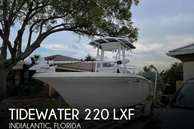 2018 Tidewater 220 LXF - For Sale at Indialantic, FL 32903 - ID 204882
