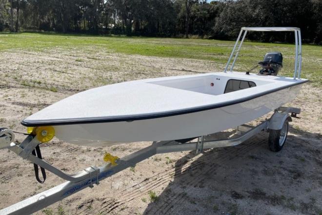 2021 Skimmer 146 Flats Skiff - For Sale at Orange Beach, AL 36561 - ID 201684
