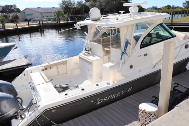 2016 Pursuit 345 OS - For Sale at Tarpon Springs, FL 34688 - ID 204917