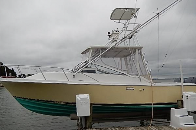 1984 Blackfin 29 SPORT FISH