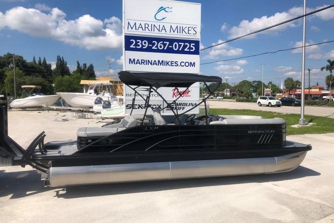 2021 Bennington 24 LXSB ESP - For Sale at Fort Myers, FL 33908 - ID 204982