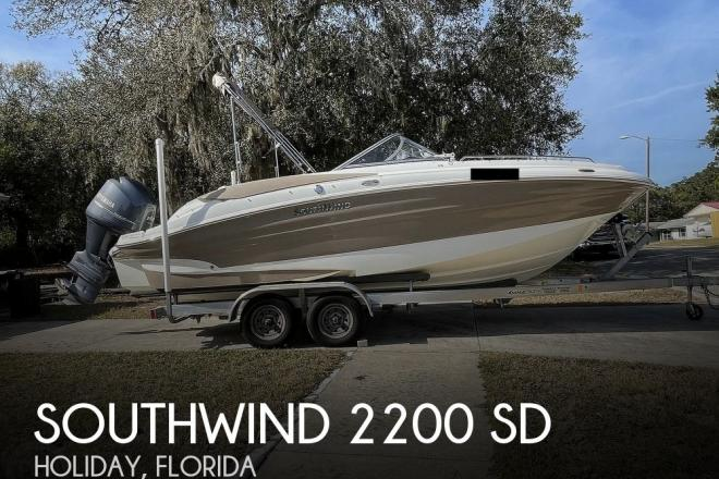 2014 Southwind 2200 SD - For Sale at Holiday, FL 34690 - ID 204501