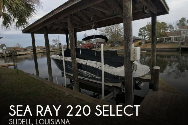 2006 Sea Ray 220 Select - For Sale at Slidell, LA 70458 - ID 204537