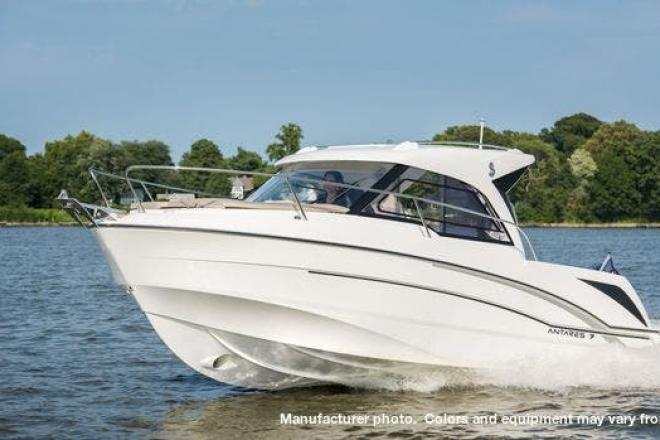 2021 Beneteau 23OB - For Sale at Lakeside Marblehead, OH 43440 - ID 204746