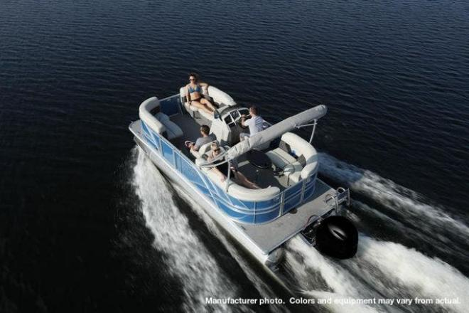 2021 Sylvan 8520MirageLZ - For Sale at Oshkosh, WI 54904 - ID 204592