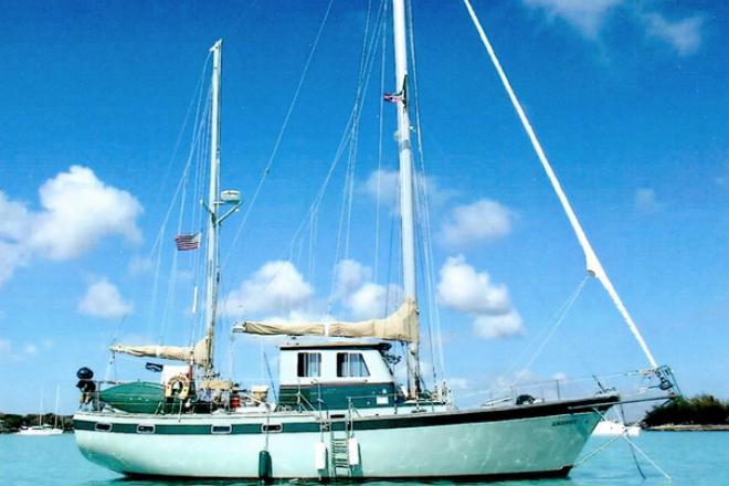 1976 Tartan Offshore Cruising Ketch