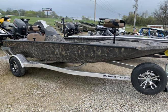 2021 Excel 1860 STALKER SC CAMO - For Sale at Jefferson City, MO 65101 - ID 194672