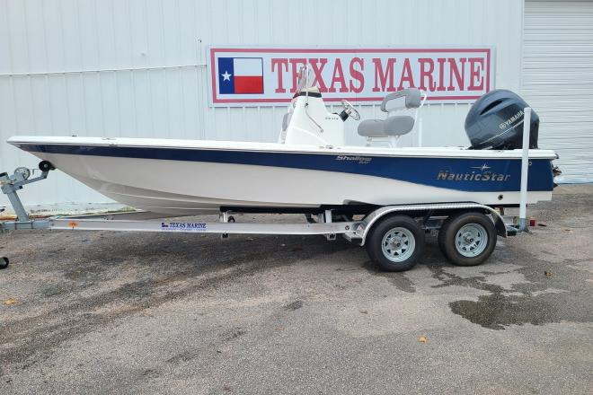 2021 Nautic Star 215 XSBS TE150