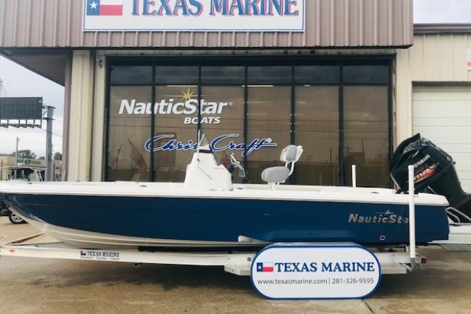 2021 Nautic Star 249 XTS DLX