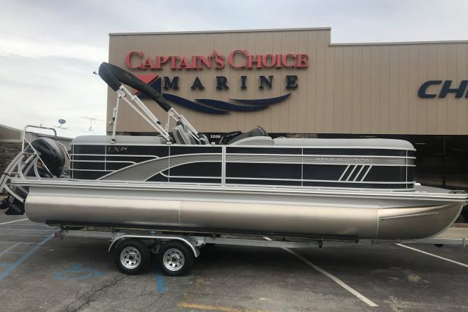 2021 Bennington 24 LXSR SPS - For Sale at Leesville, SC 29070 - ID 205372