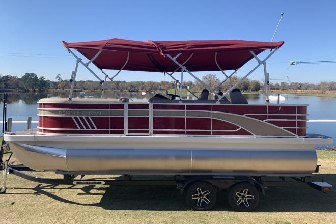 2021 Bennington 21 LSX SPS - For Sale at Conroe, TX 77384 - ID 205493