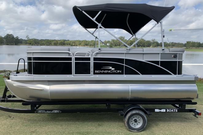2021 Bennington 188 SVL 2T - For Sale at Conroe, TX 77384 - ID 205508