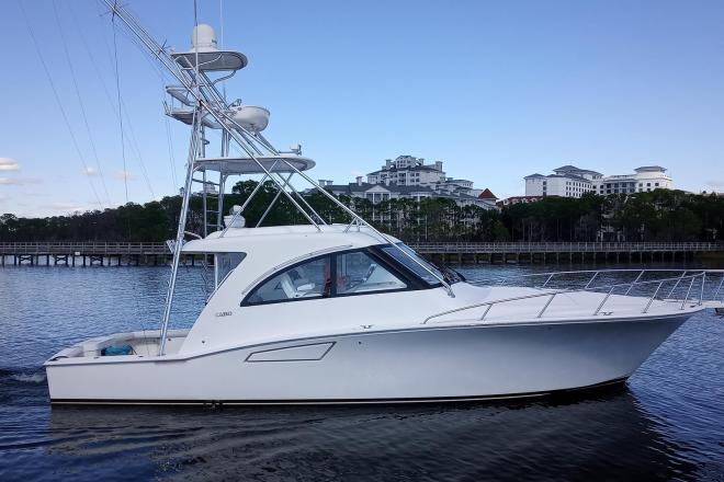 2012 Cabo 40 HARDTOP EXPRESS - For Sale at Destin, FL 32541 - ID 205653