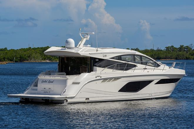 2018 Sea Ray L 550 - For Sale at Destin, FL 32541 - ID 205654