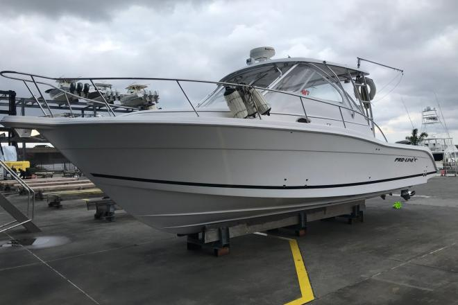 2006 Pro Line 35 EXPRESS - For Sale at Destin, FL 32541 - ID 205659
