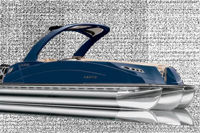 2021 Harris CROWNE 250 - SL - PERFORMANCE TRIPLE TUBE - For Sale at Salem, SC 29676 - ID 205984
