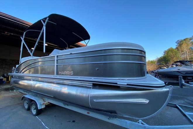2021 Harris CRUISER 230 - CW - PERFORMANCE TRIPLE TUBE - For Sale at Canton, GA 30114 - ID 206045