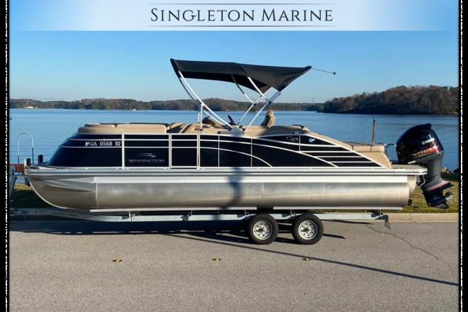 2018 Bennington 23 QSB - For Sale at Buford, GA 30518 - ID 206076