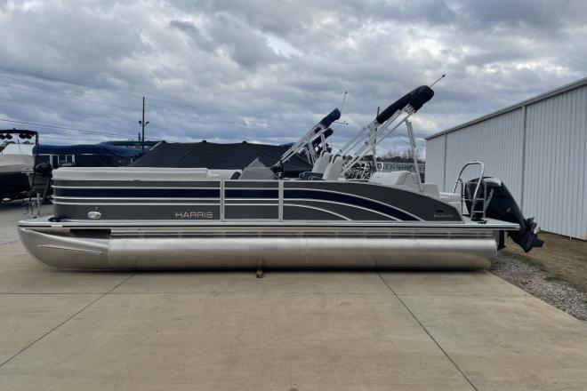 2021 Harris SUNLINER 250 - SLDH - PERFORMANCE TRIPLE TUBE - For Sale at Dadeville, AL 36853 - ID 206174