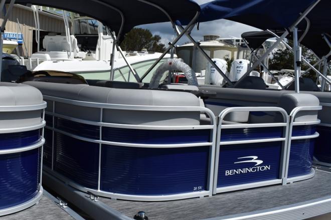 2021 Bennington 20 SVSR 2T - For Sale at Mary Esther, FL 32569 - ID 206319