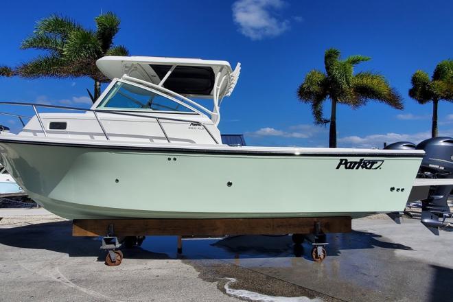 2021 Parker 2510 XLD WA - For Sale at Jensen Beach, FL 34957 - ID 206378