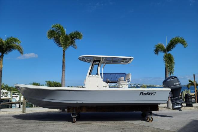 2021 Parker 2600 SH - For Sale at Jensen Beach, FL 34957 - ID 206380