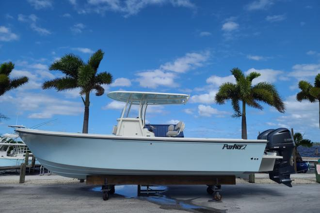 2021 Parker 2801 CC - For Sale at Jensen Beach, FL 34957 - ID 206381