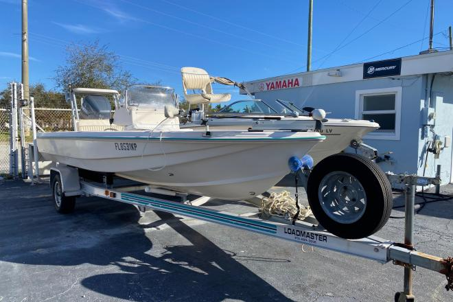 1997 Scout 192 Sportfish - For Sale at West Palm Beach, FL 33415 - ID 206599