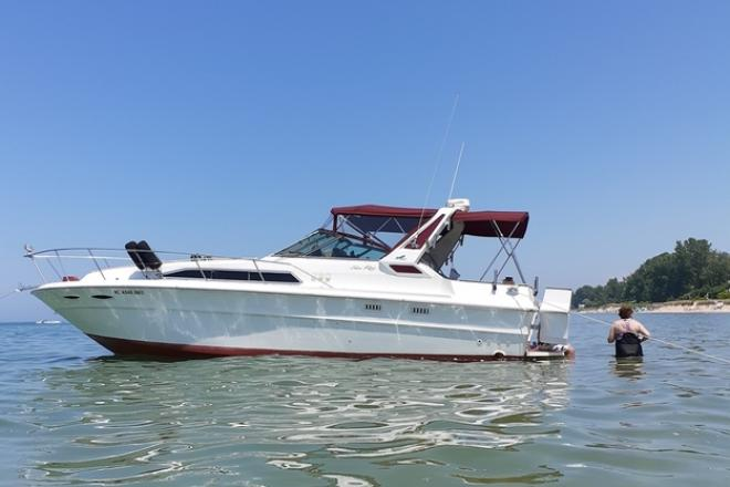 1989 Sea Ray 340 Sundancer - For Sale at South Haven, MI 49090 - ID 206607