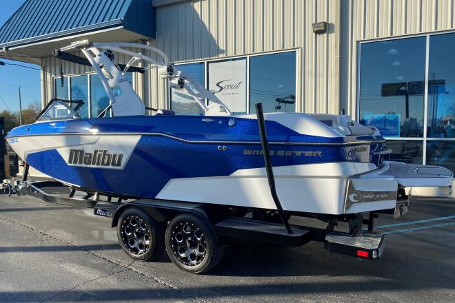 2019 Malibu WAKESETTER 25 LSV - For Sale at Westover, AL 35185 - ID 206623