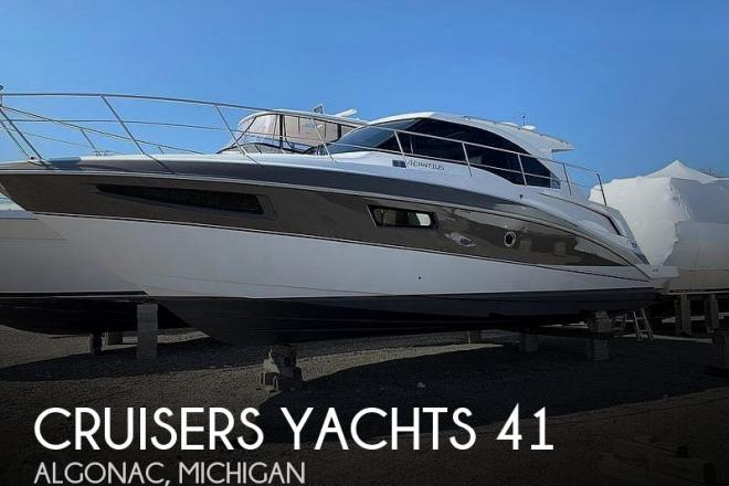 2014 Cruisers 41 Cantius - For Sale at Algonac, MI 48001 - ID 206643