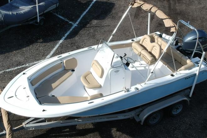 2016 Tidewater 210 LXF - For Sale at Bluffton, SC 29910 - ID 206695