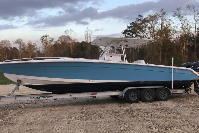 2007 Jefferson Marlago 35 - For Sale at Carrabelle, FL 32322 - ID 206699