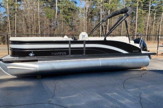 2021 Harris SUNLINER 230 - SL - PERFORMANCE TRIPLE TUBE - For Sale at Irmo, SC 29063 - ID 205306
