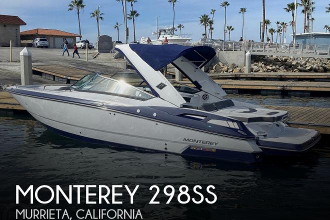 2018 Monterey 298SS - For Sale at Murrieta, CA 92563 - ID 203556