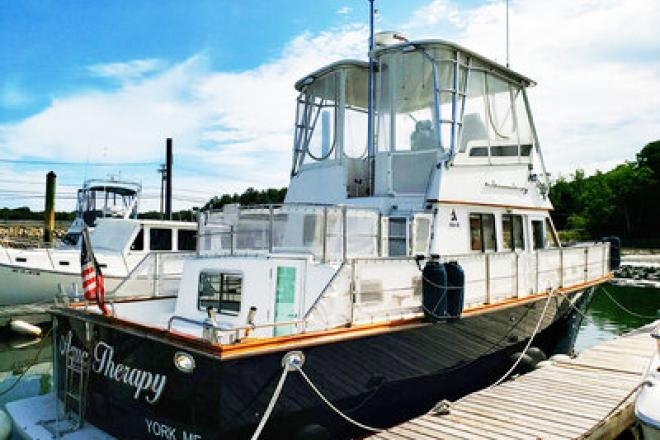 2006 Albin North Sea Cutter - For Sale at Eliot, ME 3903 - ID 206818