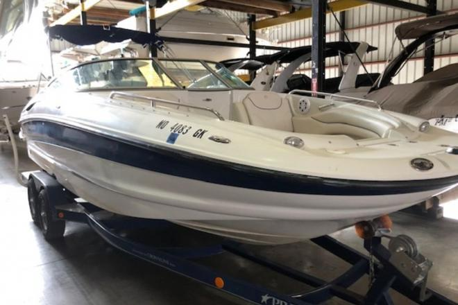 2005 Crownline 240EX - For Sale at Osage Beach, MO 65065 - ID 204530