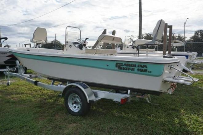 2021 Carolina Skiff 192 JLS - For Sale at North Hampton, NH 3862 - ID 206828