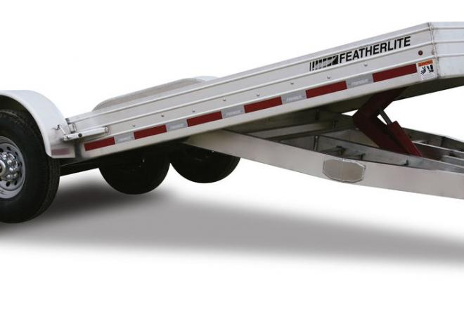 2022 Featherlite 3110-0020 POWER LIFT - For Sale at Jefferson City, MO 65101 - ID 206830