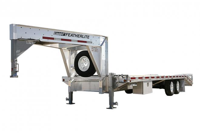 2022 Featherlite 1585-0026 FLATBED - For Sale at Jefferson City, MO 65101 - ID 206831