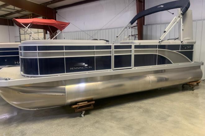 2021 Bennington 21 SL SPS - For Sale at Bronston, KY 42518 - ID 205766