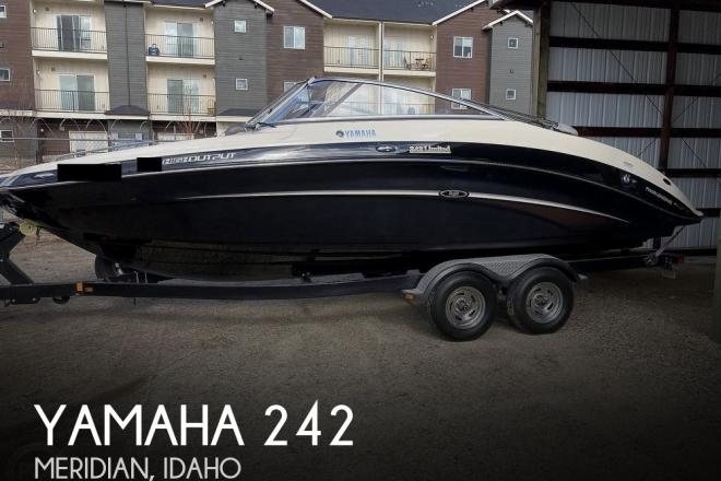 2014 Yamaha 242 Limited S - Freshwater Only - - For Sale at Meridian, ID 83642 - ID 204647