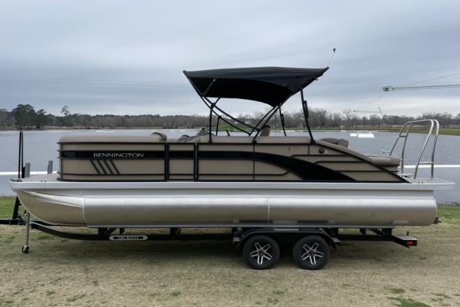 2021 Bennington 24 LXSB SPS+ - For Sale at Conroe, TX 77384 - ID 205492