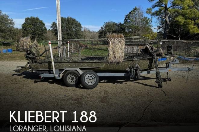 """2016 Other 18.8 With Hunt Deck x 48"""" Bottom - For Sale at Loranger, LA 70446 - ID 204736"""
